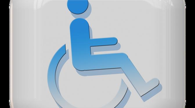 Foto de Discriminación Por Discapacidad.